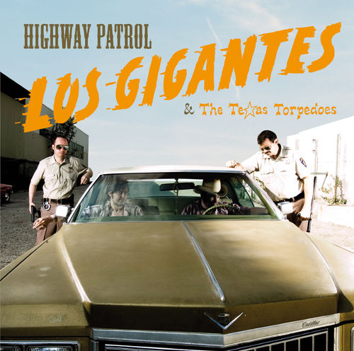 "Los Gigantes & The Texas Torpedos ""Highway Patrol"" Live (2008)"